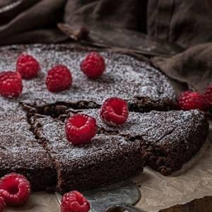Bilde av Brownie - kladdkaka